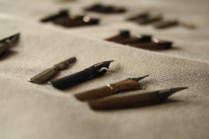 pennini calligrafici